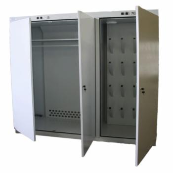 Сборно-разборный сушильный шкаф ШС-8ср