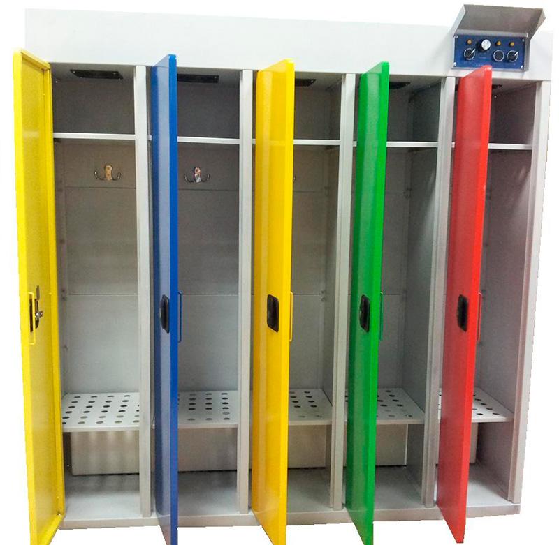 Картинки по запросу Детский сушильный шкаф для 5 комплектов одежды РШС-5Д-135