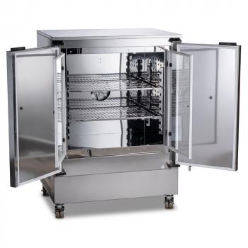 Термостат электрический с охлаждением ТСО-200 СПУ (нержавеющая сталь)