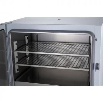 Шкаф сушильный ШС-80-01-СПУ нержавеющая сталь до 200°С (код 2011)